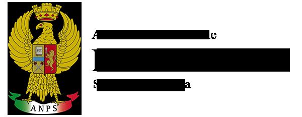 Associazione Nazionale Polizia di Stato – Settore di Ragusa Logo