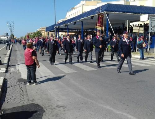 Anche Ragusa celebra il cinquantenario dell'associazione Agenti di Polizia